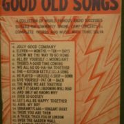 20_GOOD_OLD_SONGS