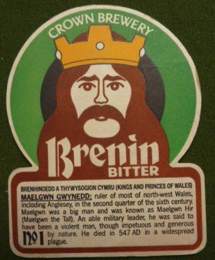 Brenins Crown