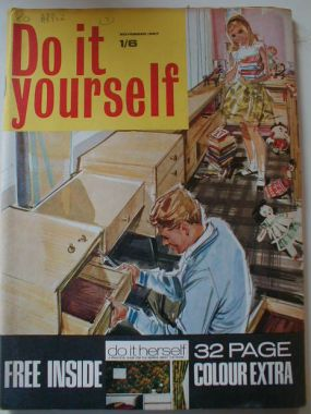 Priory antiques product categories do it yourself magazine do it yourself magazine november 1967 solutioingenieria Gallery