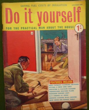 Priory antiques product categories do it yourself magazine do it yourself magazine nov 1960 solutioingenieria Gallery