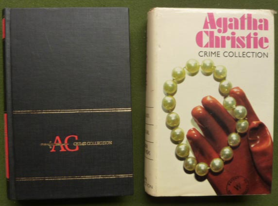 Priory Antiques Product Categories Agatha Christie Crime Novels